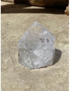 Prisme de cristal de Roche...