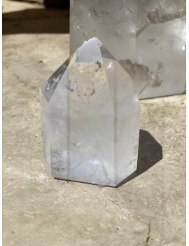 Cristal de roche Prisme...