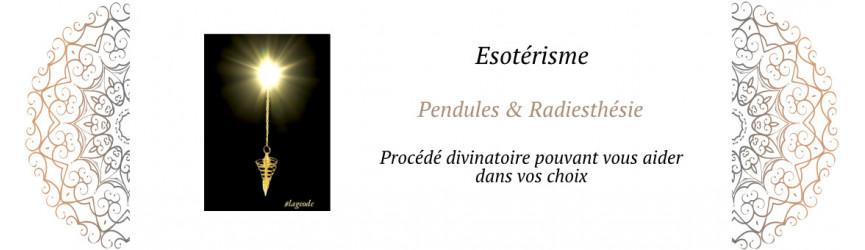 Les Pendules & Radiesthèsie de la Géode 66