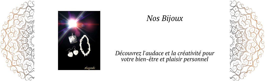 Bijoux- laGéode66