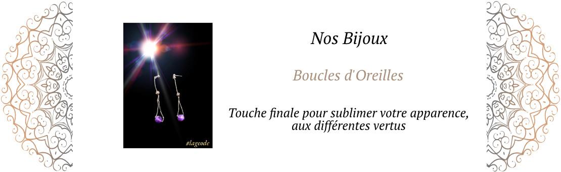 boucles d'oreilles-LaGeode66