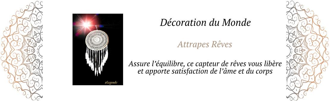 Les attrapes rêves -LaGeode66